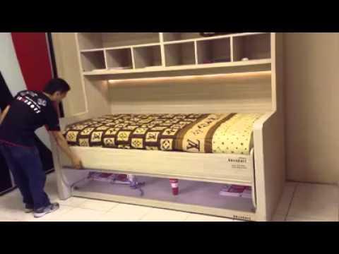 multipurpose furniture for modern spaces youtube. Black Bedroom Furniture Sets. Home Design Ideas