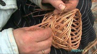 Настоящий МАСТЕР плетения корзин