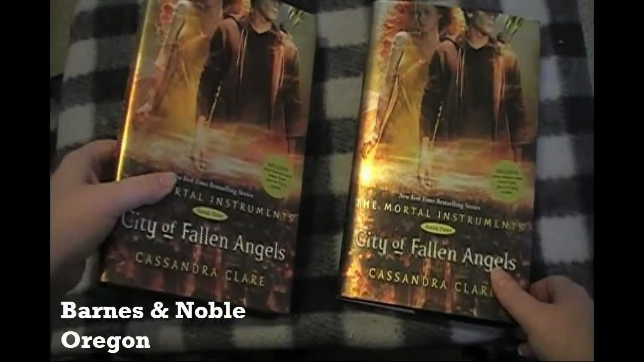 city of fallen angels book report Read common sense media's fallen angels review parents need to know that this book realistically describes what it was like for american soldiers report this.