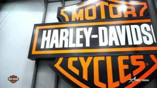 Tour the LARGEST dealership in Texas: Texas Harley-Davidson