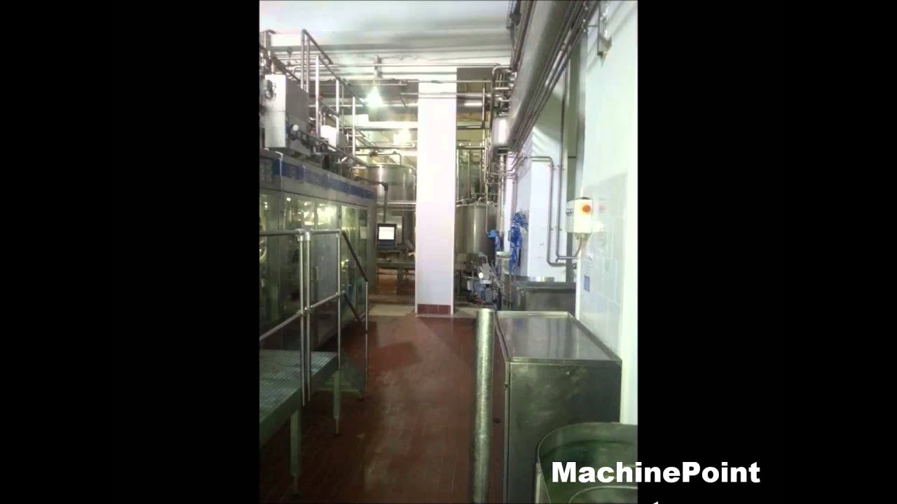SIG Combibloc CFA310-32 Second Hand Complete filling lines MachinePoint