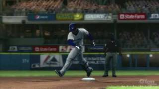 The Bigs 2 PlayStation 3 Gameplay - Fielder Trailer