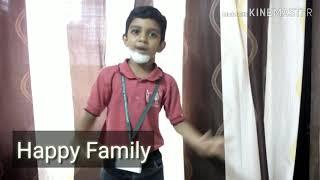 Happy family by Yash k shah