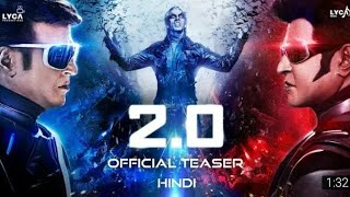 Robot 2.0 Full trailer | dharma production | Akshay Kumar | super star Rajnikanth | Ami jaction