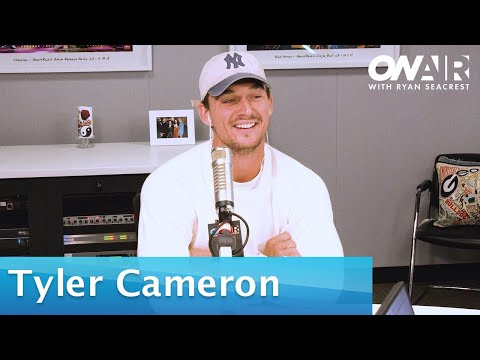 Tyler Cameron Answers All Our Burning Questions!   On Air With Ryan Seacrest