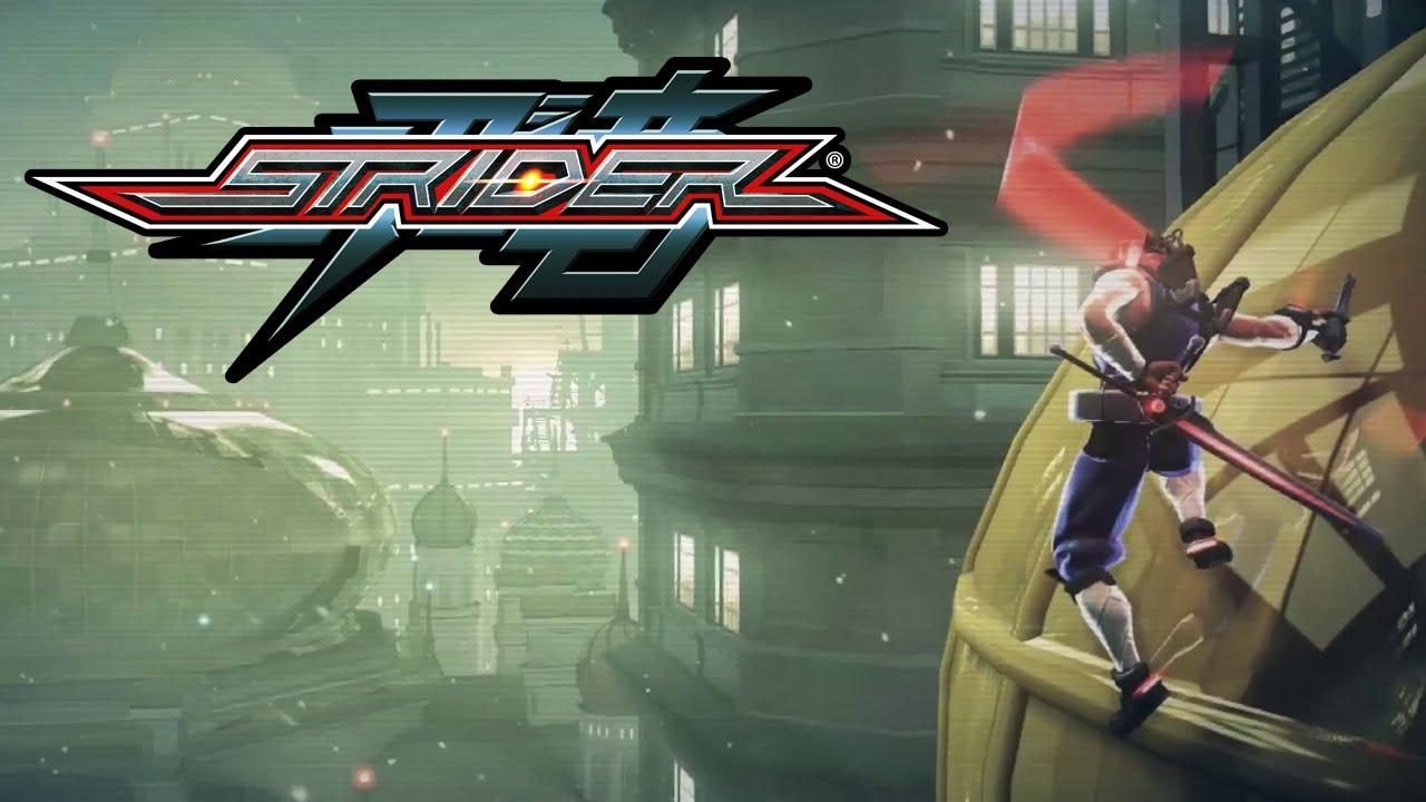 Strider - Gameplay Trailer - YouTube