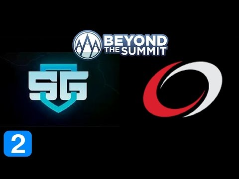 SG vs coL Game 2  The Summit 7 Highlights Dota 2