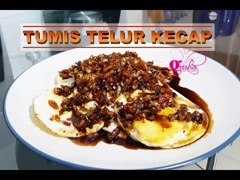 Dapur Geisha, TELUR #01 Tumis Telur Kecap