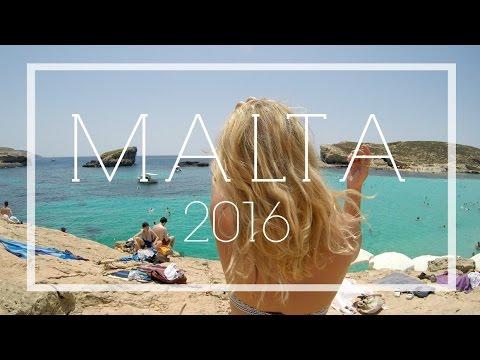Wonders of Malta - 2016 | GoPro Hero 4 Silver [HD]
