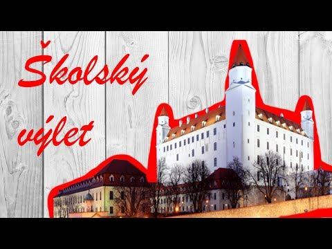 Výlet v Bratislave │Bratislava trip│Základná škola s MŠ sv. Gorazda│HD│