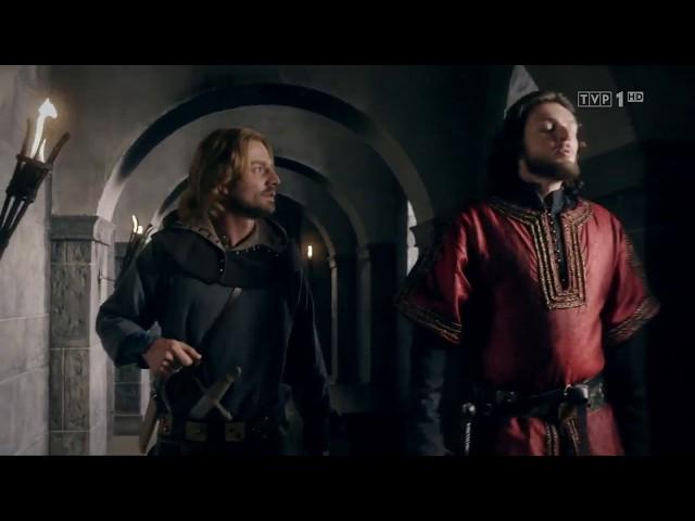 """""""Korona królów"""" – Ludzki władca – scena z odc. 20"""