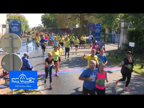 Paris Versailles 2017 Cam droite 3/3 de 11h40 à 12h17