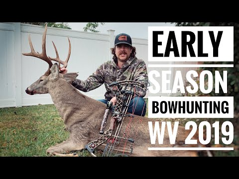 Early Season Bowhunting WV 2019: Highs And Lows Of Bowhunting
