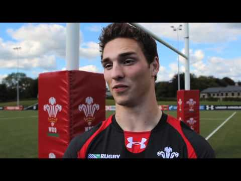 Under Armour - Getting to know Welsh Winger George North
