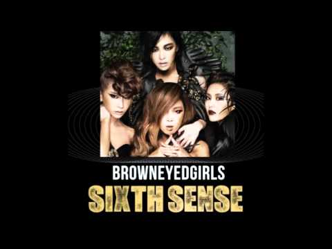 Dj HighWay [Single Remix] Sixth Sense (Extended. mix) _ Brown Eyed Girls