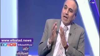 عبد المحسن سلامة: الحكومة لم تتدخل في انتخابات الصحفيين والدليل نجاح «عمرو بدر».. فيديو