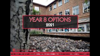 Year 8 Options Film | 2021