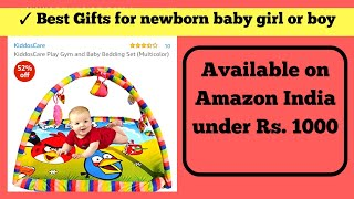 Top 10 Best Gift Ideas For New Born Baby Girl Or Boy Under Rs. 1000   Latest 2019 Available Online