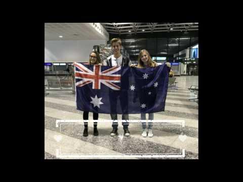 DEPARTURE || EXCHANGE STUDENT IN AUSTRALIA