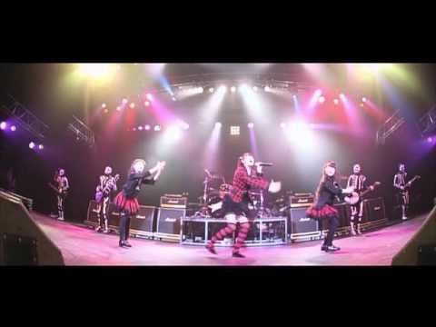 Babymetal Rehearsals - High Quality