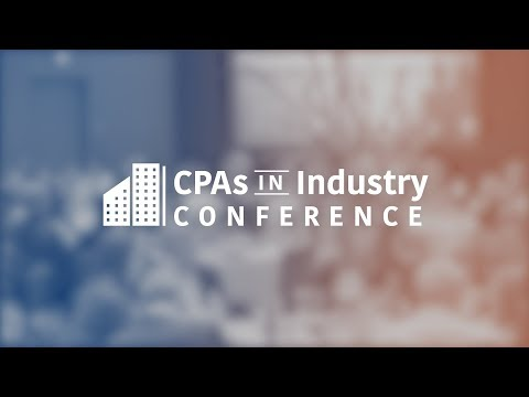 2017 CPAs In Industry | Colorado Society of CPAs
