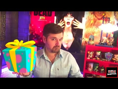 GIVEAWAY - SDGuy Unboxes Gifts - What's Your Favorite Slot Machine and Why?