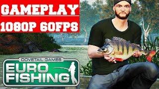 Euro Fishing Hunters Lake Gameplay (PC)