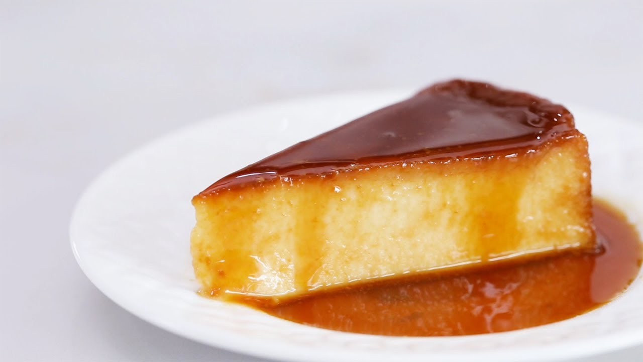 Cream Cheese Leche Flan Recipe Yummy Ph Youtube