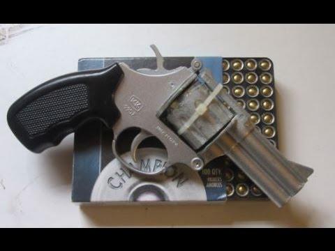 World's LOUDEST Cap Gun: How-to