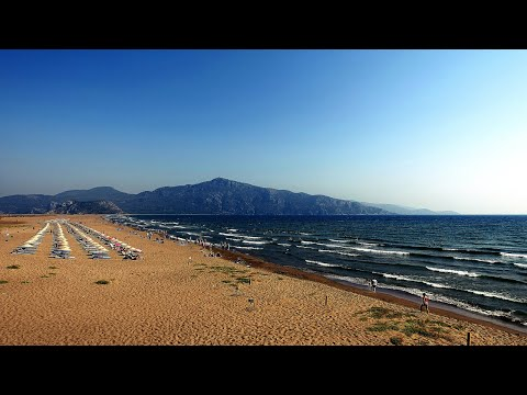 İztuzu - Dalyan - Caretta Beach - Turkey 4K UHD 2160p