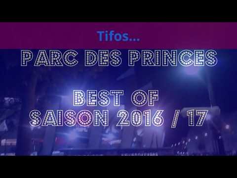 La saison 2016/17 du Parc des Princes