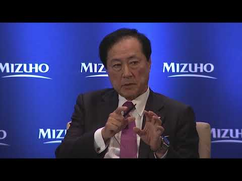 The Japanese Economy &  Mizuho's U.S. Growth Strategy – Mizu