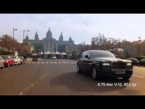 2016 Rolls Royce Phantom Review