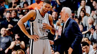 Tim Duncan Transitions From Spurs Player to Coach   Tim Joins San Antonio Spurs Staff