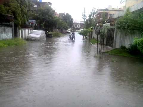Heavy Rain Fall | Lighting | Climate Disaster | Flood | Nagpur
