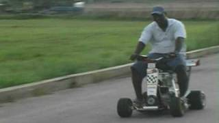 First Bar Stool Racer In Trinidad And Tobago -video #2.avi