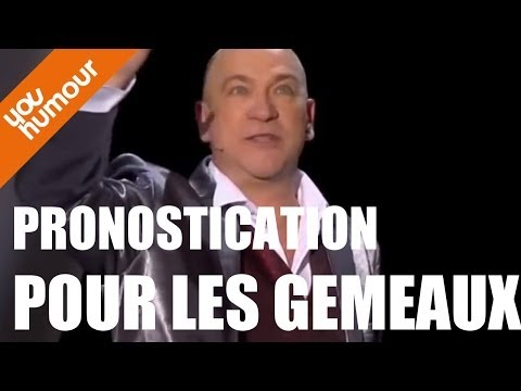 JEAN-LUC BORRAS, Pronostication pour les Gémeaux