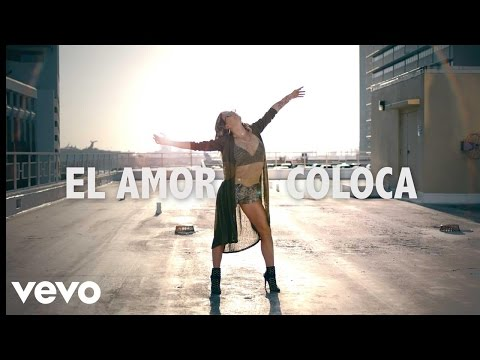 María José - El Amor Coloca