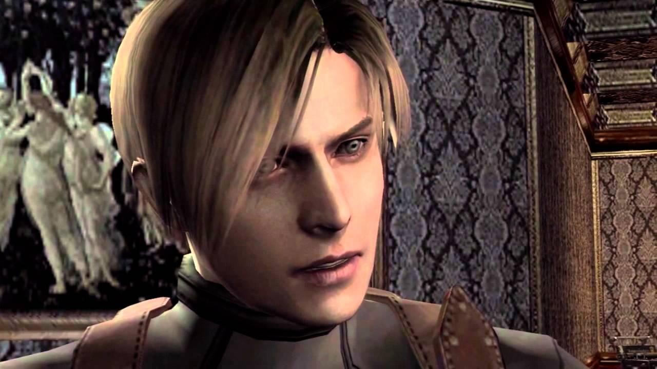 Resident Evil 4 Cutscenes Hd Leon S Cutscenes 6 Youtube