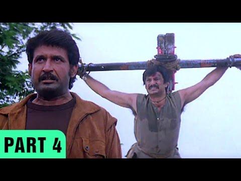 Aaj Ka Arjun (1990) | Amitabh Bachchan, Jayapradha | Hindi Movie Part 4 Of 12 | HD