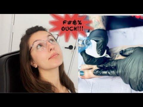 Foot Tattoo Experience