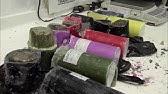 Customs Agents Find Smuggled Drugs