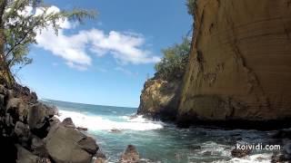 Balade au Cap Jaune à Vincendo Saint Joseph - Ile de la Réunion