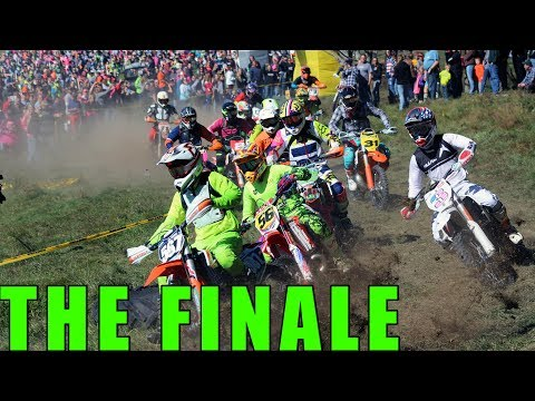 THE FINALE: 2 Stroke vs 4 Stroke Bike Swap @ WNYOA Round 14 - S7|EP26