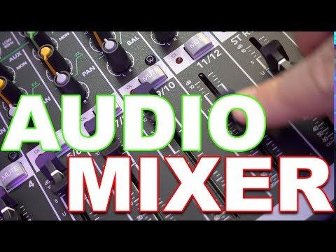 recording studio hook up
