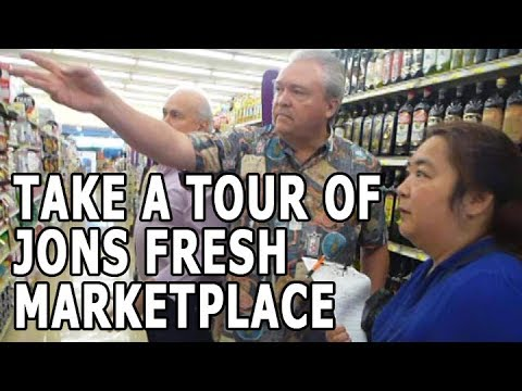 Walkthrough: A Tour of Jons Fresh Marketplace in Torrance, CA