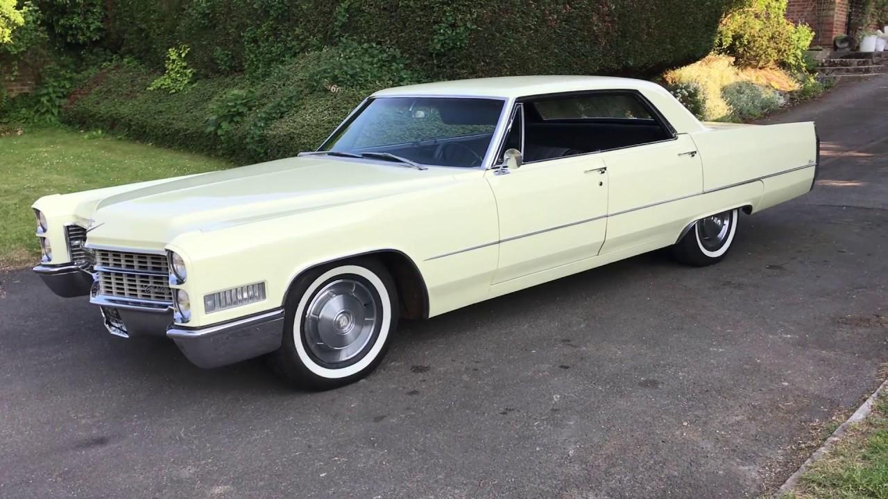 1966 Cadillac Calais 4 Door Hardtop Youtube