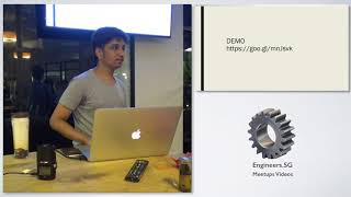 Live Streaming Library - SG Hack & Tell