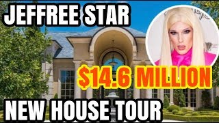 JEFFREE STAR NEW HOUSE TOUR $14.6 Million dollars 💵