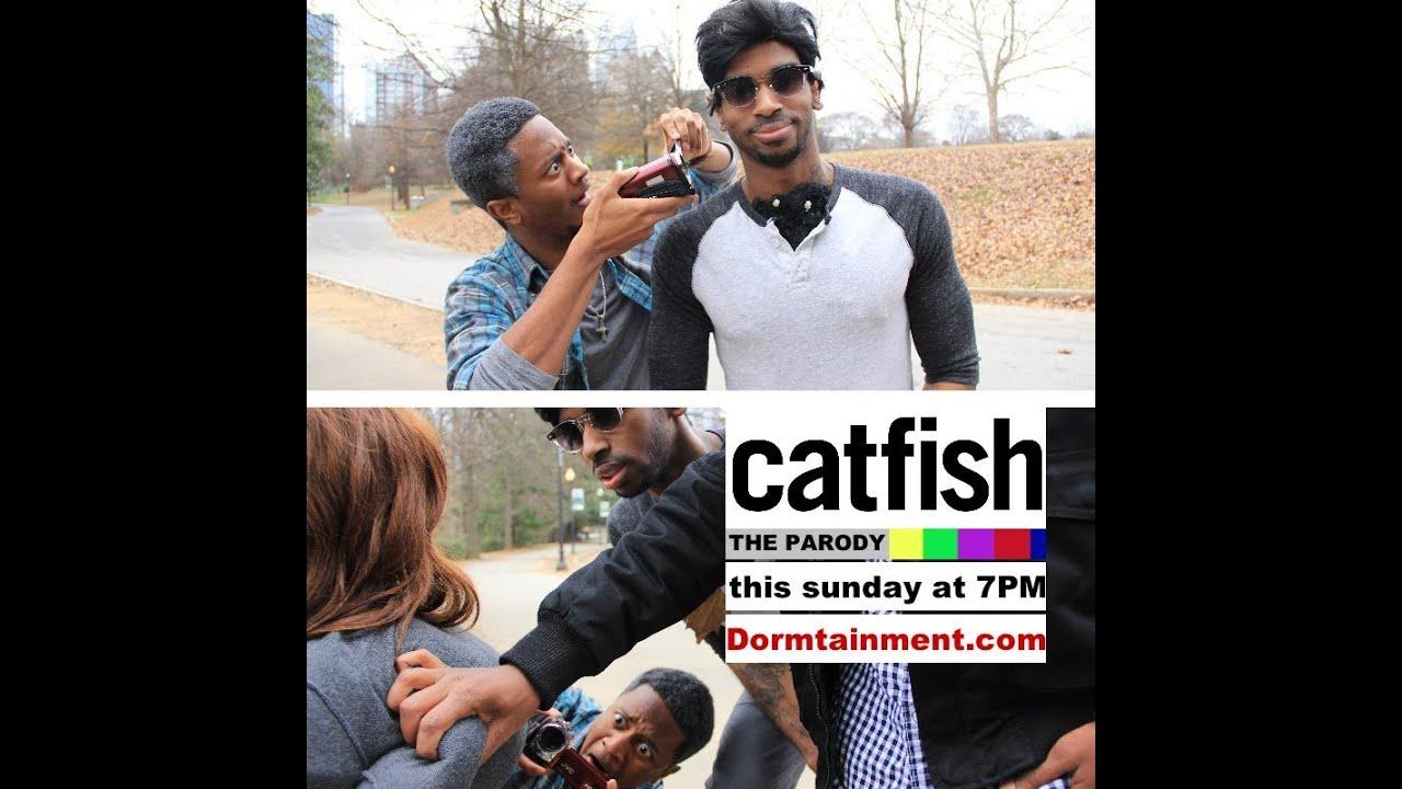 Catfish mtv parody youtube for Cat fish mtv